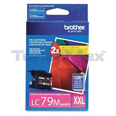 BROTHER MFC-J6910DW INK CARTRIDGE MAGENTA SUPER HIGH YIELD